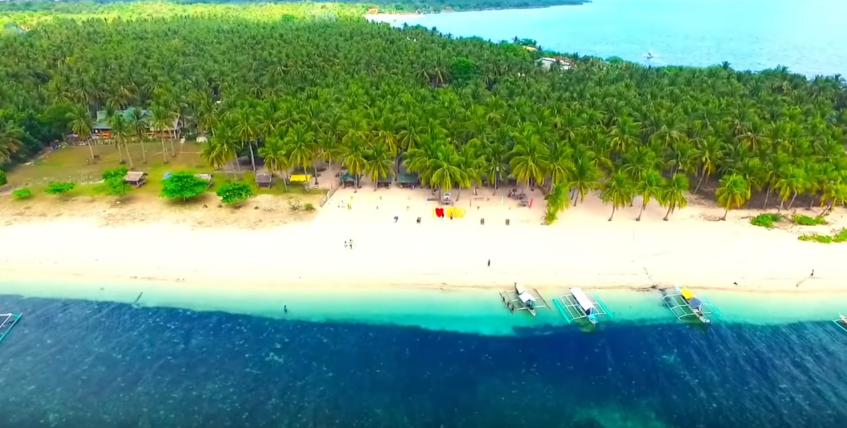 Maniwaya Island Is One Of The Tourist Spot In Marinduque