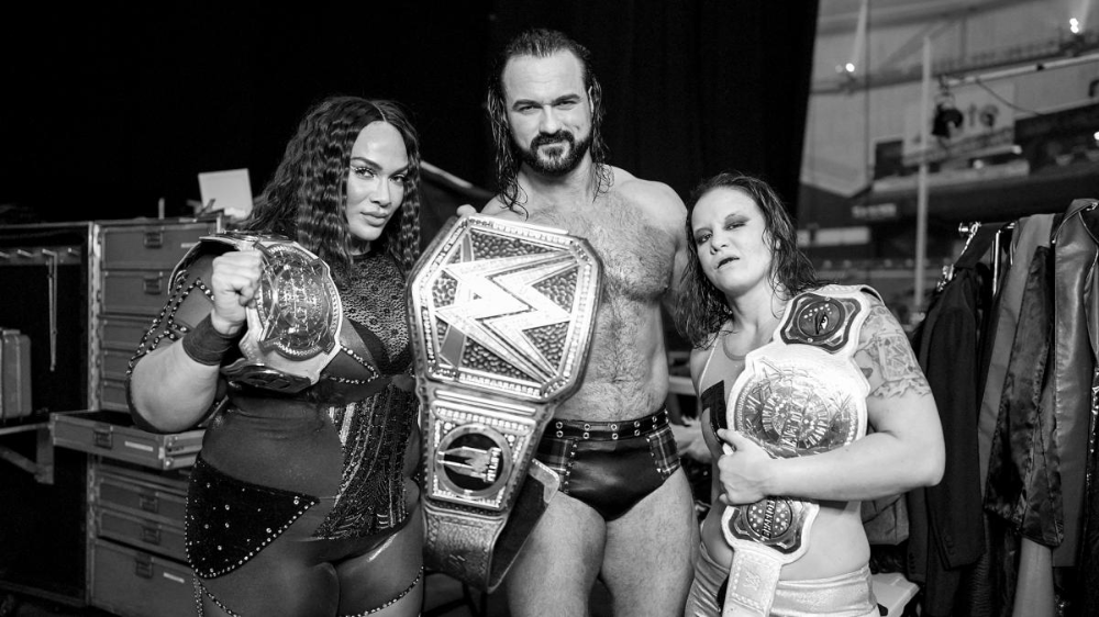 Wwe Photo In 2021 Wwe Royal Rumble Royal Rumble Scene Photo