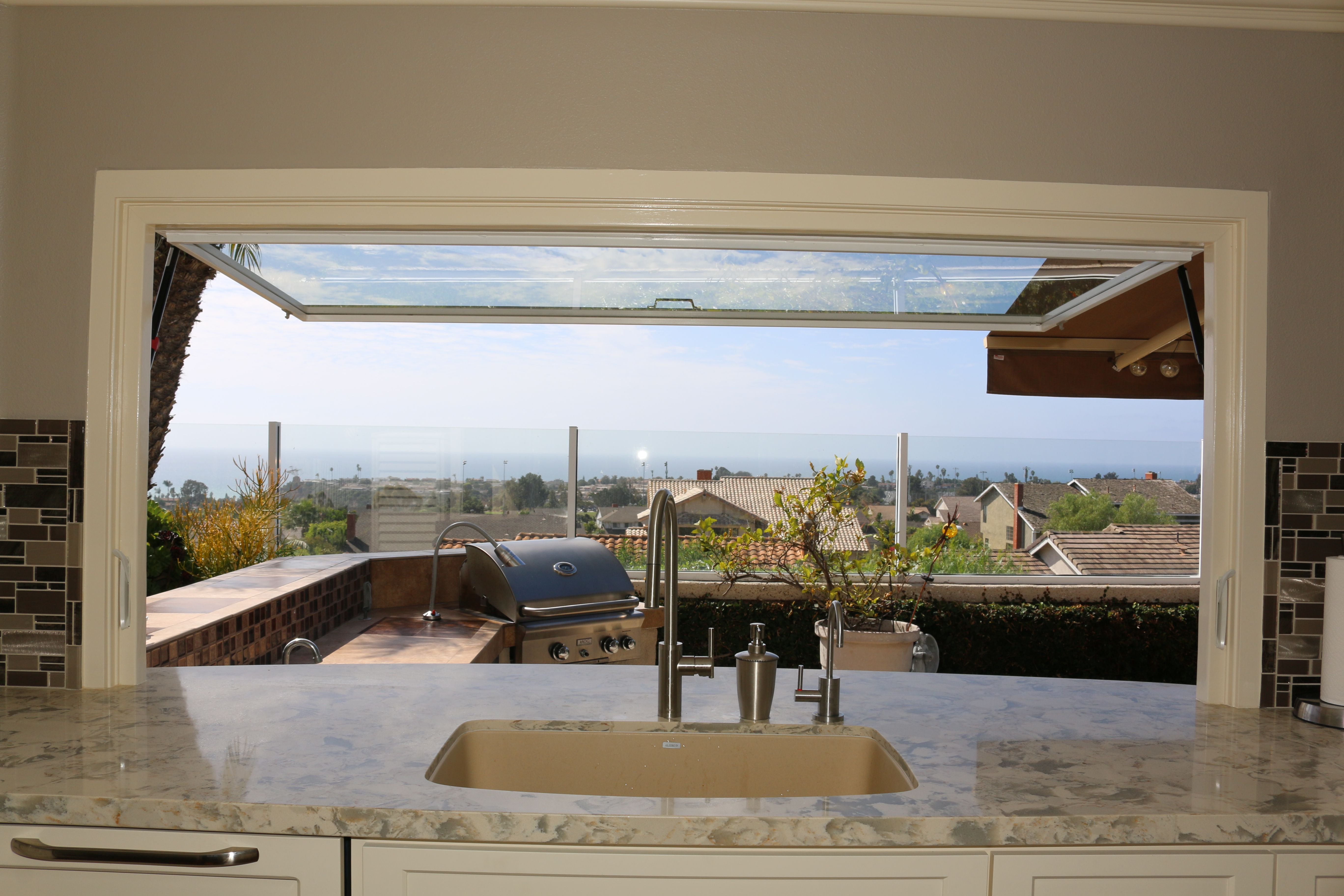 San Clemente Ca Has Been Flipped Out Again Outdoor Living Rooms Windows Outdoor Living
