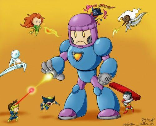 Chibi X Men Zoom Comics Daily Comic Book Wallpapers Comic Book Wallpaper Chibi X Men