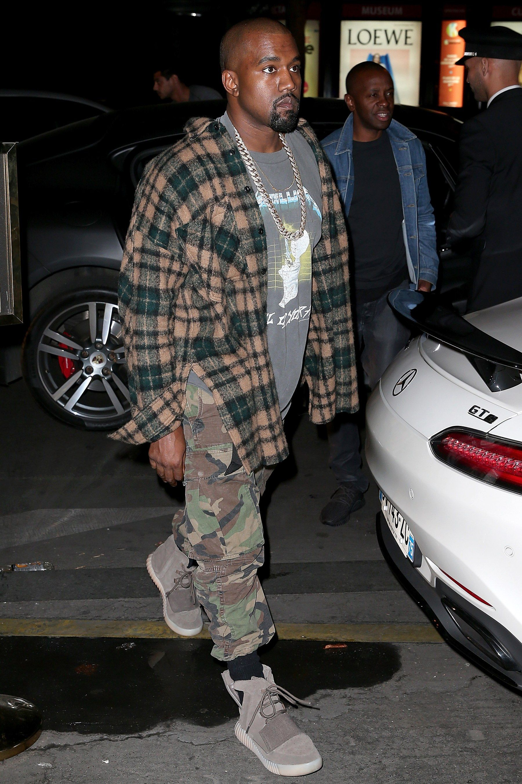 All Of Kanye West S Best And Wildest Outfits Kanye West Style Kanye West Outfits Kanye Fashion