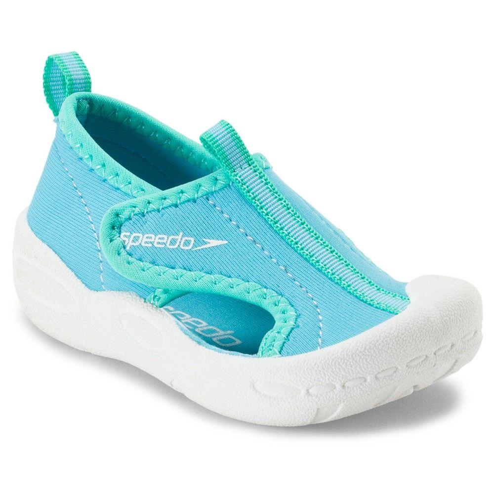e6a3c52d6cea Speedo Toddler Kids Hybrid Water Shoes - Blue (Medium)