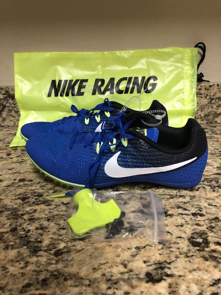 a1a9a46c1 New Nike Zoom Rival M 8 Track Field Sprint Spikes Shoes Size 10 Bag   fashion  clothing  shoes  accessories  mensshoes  athleticshoes (ebay link)