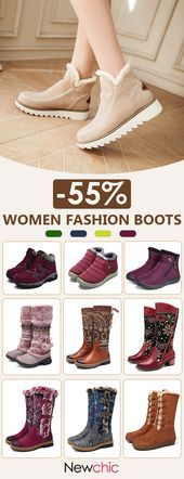 You need a pair of fashionable warm shoes to keep you warm in winterwinterwom You need a pair of fashionable warm shoes to keep you warm in winterwinterwom
