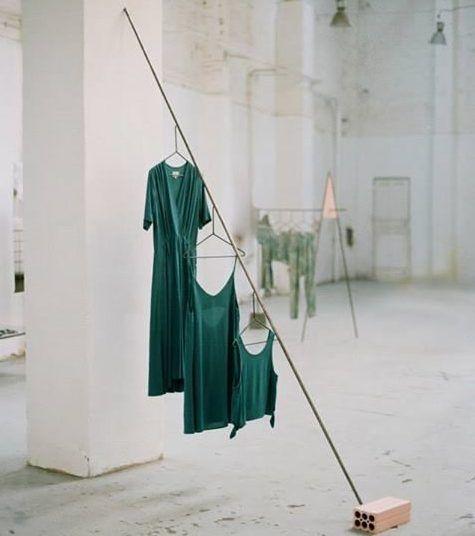 Perchero original para tienda de ropa | tienda | Pinterest ...