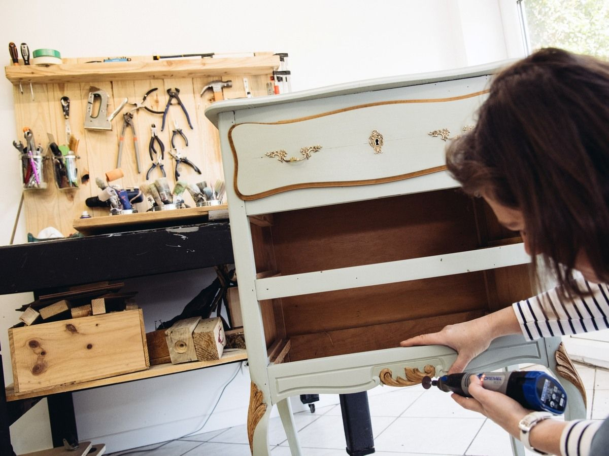 Relooking De Meubles Dans Les Hauts De France En 2020 Relooking Meuble Mobilier De Salon Relooking