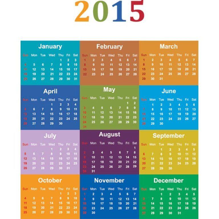 Top 10 Best Calendar Templates In The World Template