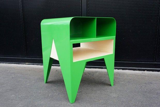 FROG | Designer: NAB Studio | Via: Journal of Design