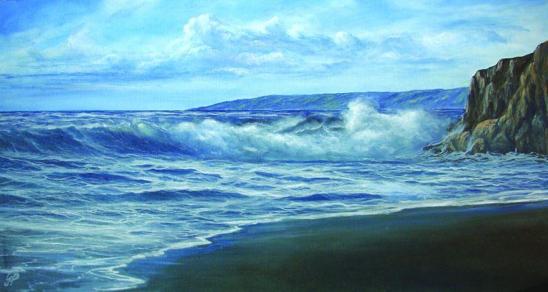 quadri di mareggiate - Cerca con Google