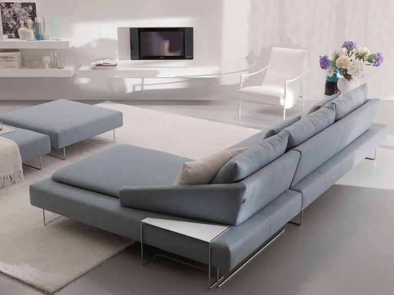Itaca corner sofa by bontempi casa design angelo natuzzi angelo dallaglio