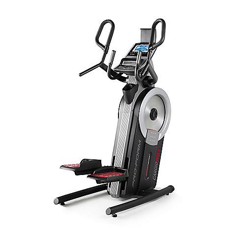 ProForm Cardio HIIT Elliptical Trainer w/ 24 Resis