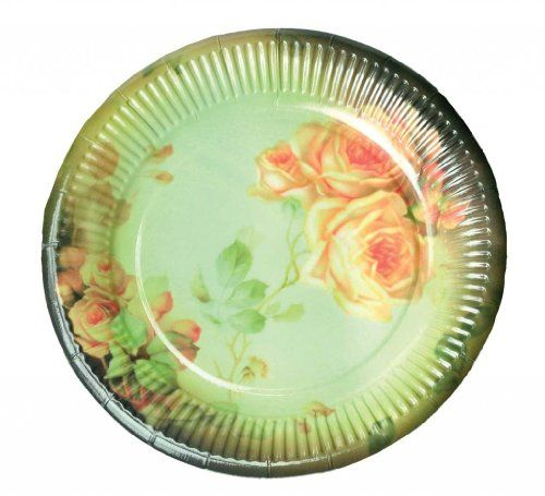 Buttery Roses Paper Plates Victorian Trading Co. //.amazon.  sc 1 st  Pinterest & Buttery Roses Paper Plates Victorian Trading Co. http://www.amazon ...