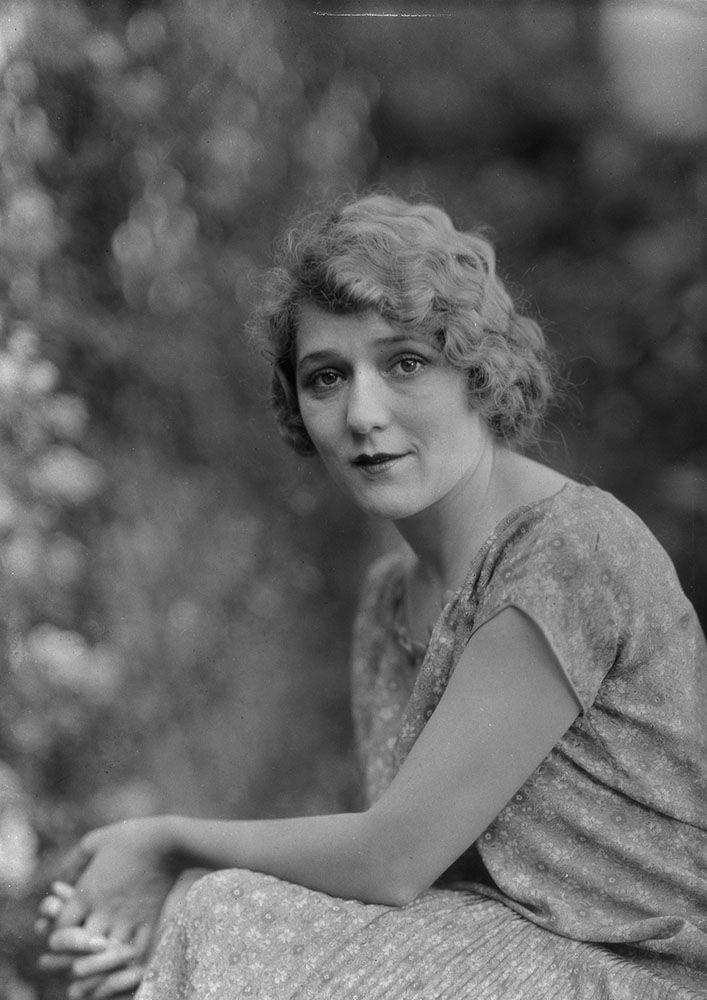 Mary Pickford fotografiada por Charles Sheldon, 1928