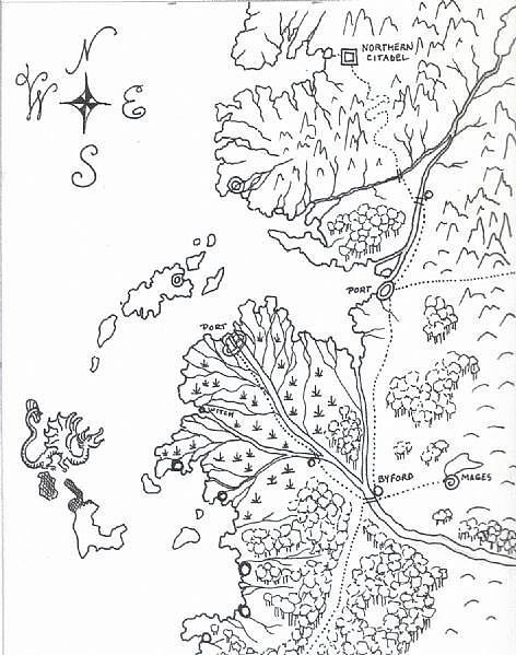 how to draw original fantasy maps for your fiction ehowcom