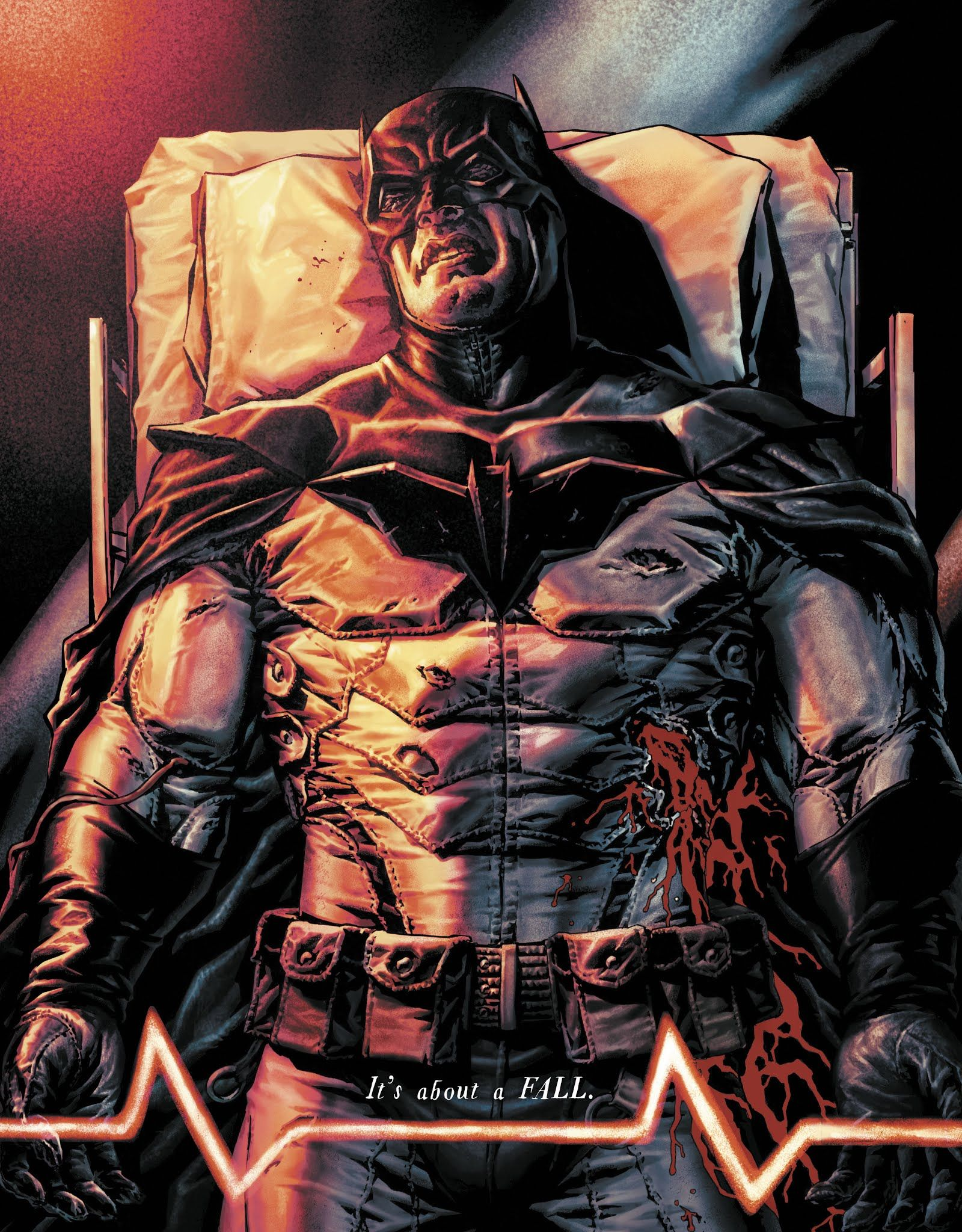 Batman: Damned #1 - Read Batman: Damned Issue #1 Page 6 | Süper ...