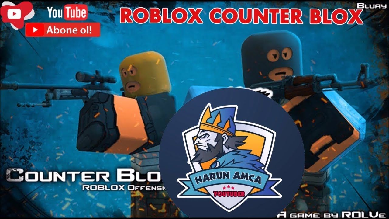 Roblox Counter Blox Ortaligi Kasip Kovurduk Oyunlar Oyun Teknoloji