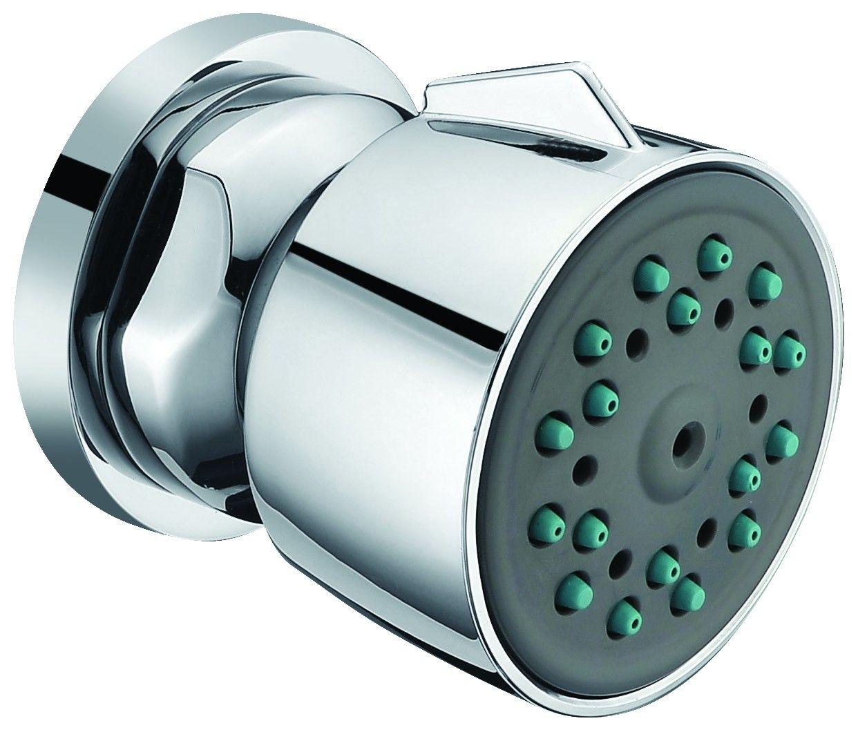 ALFI brand AB6101-PC Polished Chrome Modern Round Adjustable Shower ...