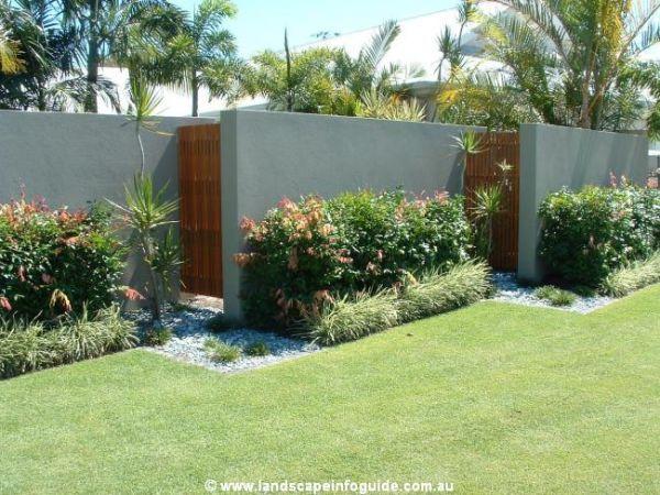 Idee per recinzioni esterne beautiful recinzioni per for Idee per recinzioni esterne
