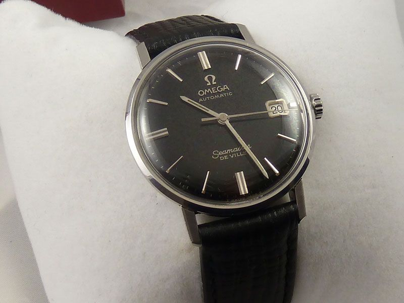 Omega Seamaster Deville Auto C 1966 Watches Omega