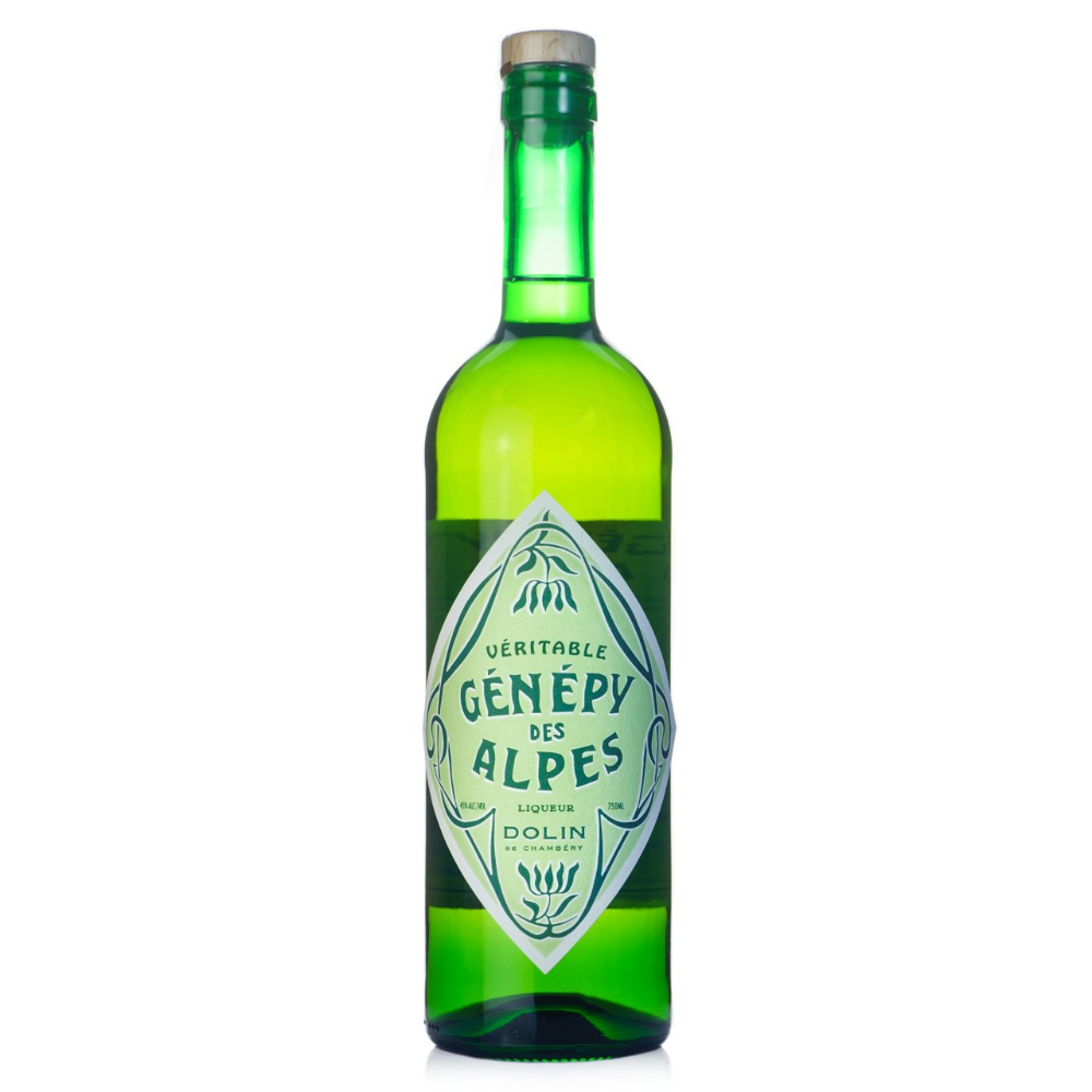 Dolin Genepy Des Alpes Liqueur Macarthur Beverages Liqueur Beverages Soju Bottle