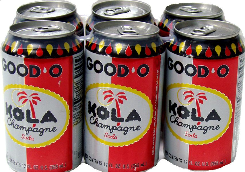Good O Kola Champagne Soda 6 Pack 12 Oz Cans Canning Kids Cooking Recipes Healthy Meals For Kids