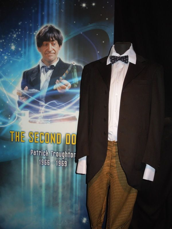 Patrick Troughton Second Doctor Who costume  sc 1 st  Pinterest & Patrick Troughton Second Doctor Who costume | Dr. Who | Pinterest ...