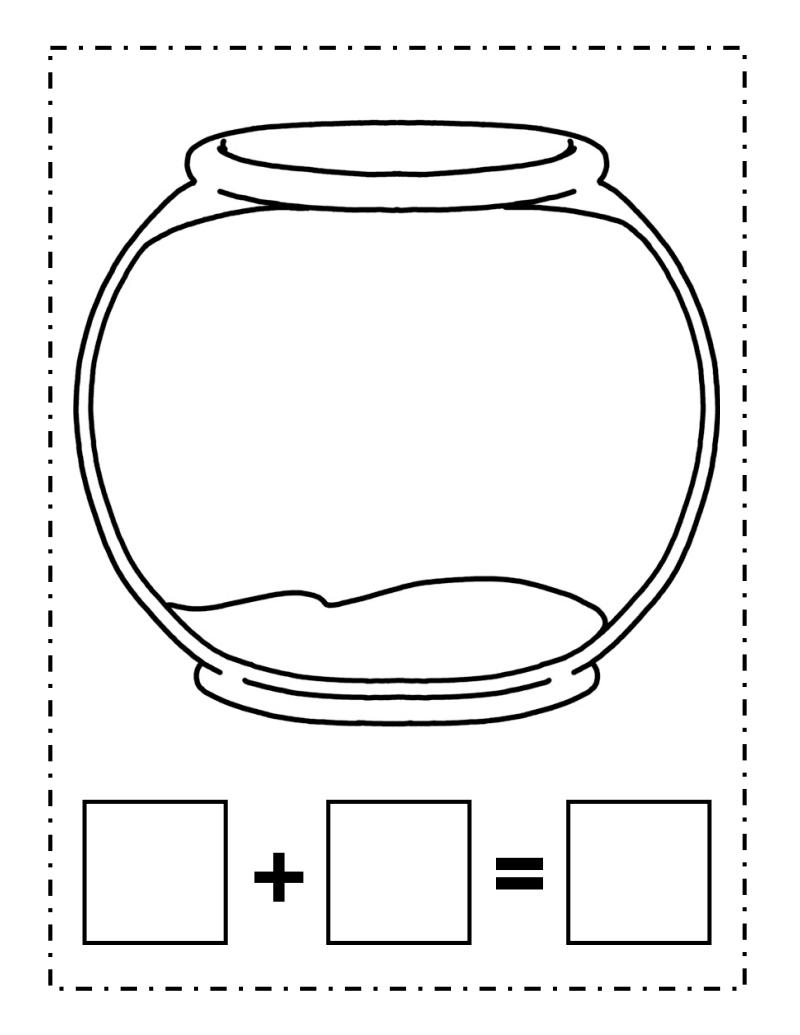 Fishbowl Addition Sheetpdf Classroom Pinterest Fishbowl Pdf