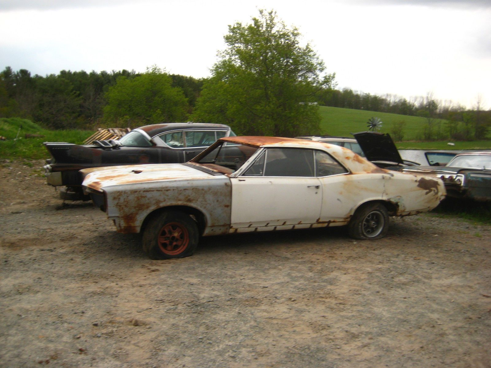 1967 Pontiac Gto 400 Project Car Project Cars For Sale