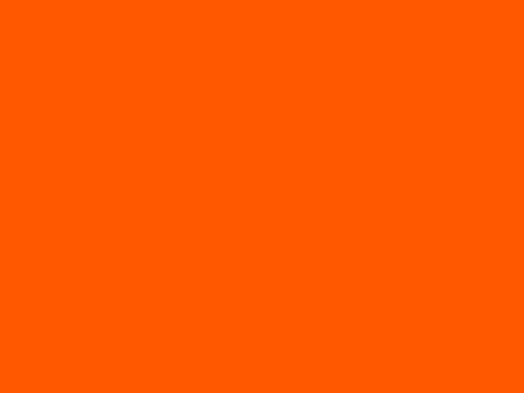 1024x768 Orange Pantone Solid Color Background | Solids ...