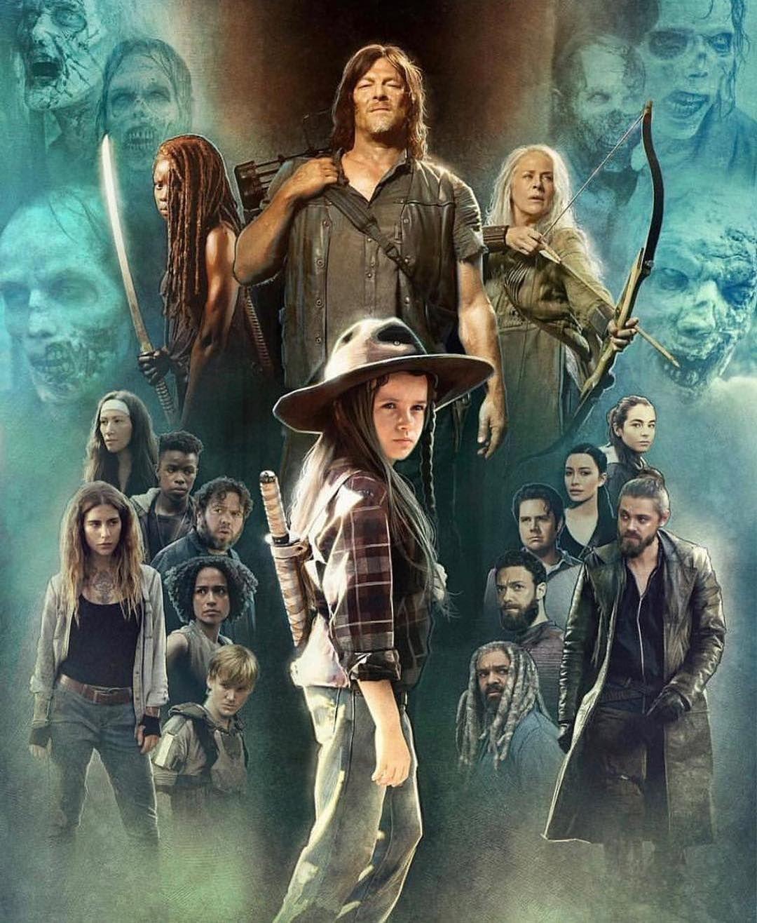 The Walking Dead On Instagram New Beginnings Tag A Friend That Loves The Walking Dead The Walking Dead Poster Walking Dead Season Walking Dead Show