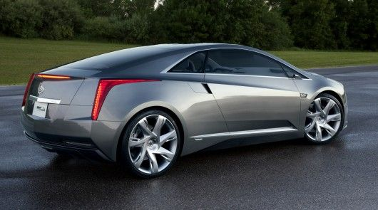 The Cadillac Converj luxury coupe which made such a splash back in 2009 with its extended-range EV technology, is destined for production and will be named the Cadillac ELR.