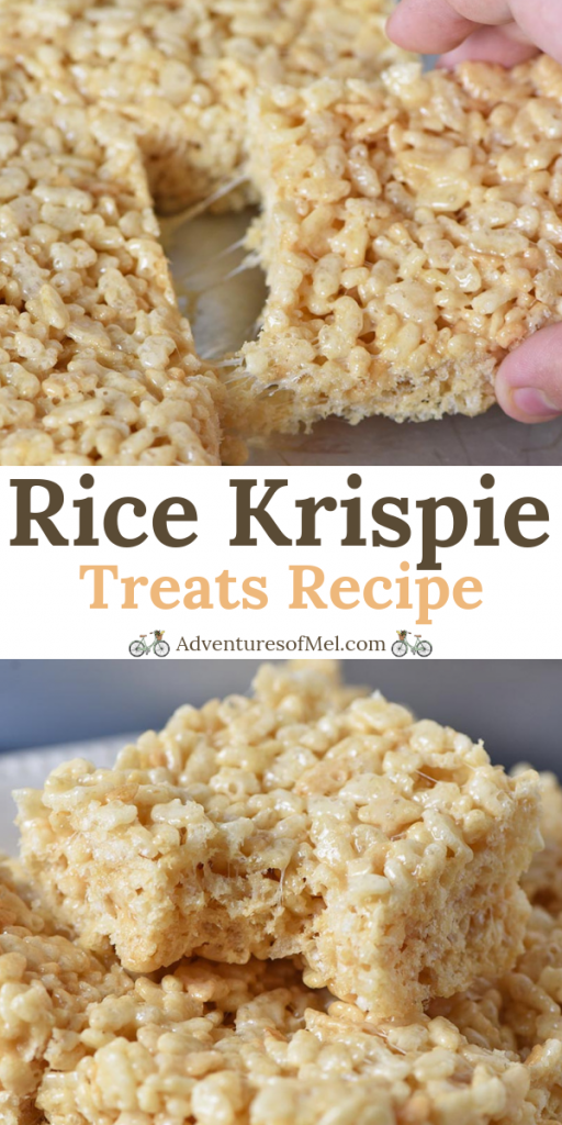 How to make the best Rice Krispie Treats ever! Easy recipe for kids too. Makes a chewy, gooey, deliciously perfect dessert! How to make the best Rice Krispie Treats ever! Easy recipe for kids too. Makes a chewy, gooey, deliciously perfect dessert!