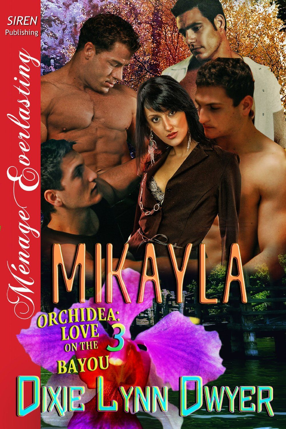 Amazon: Mikayla [orchidea: Love On The Bayou 3] (siren