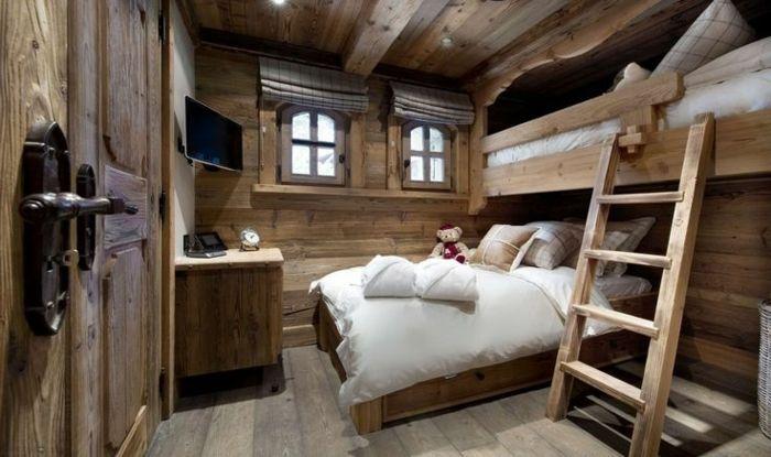 Quel type d\'intérieur pour votre chalet en bois habitable?