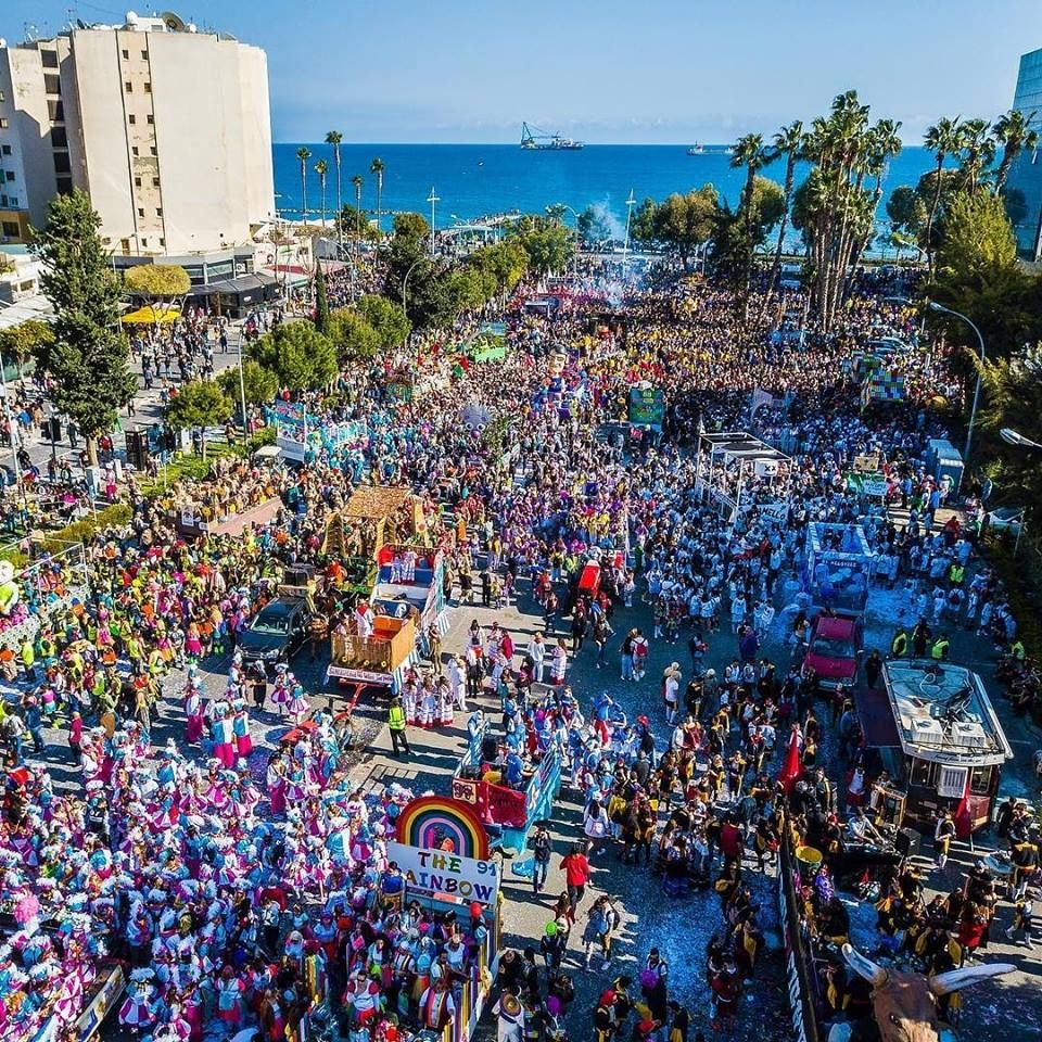 Limassol Carnival 2020 In 2020 Limassol Carnival Old Port