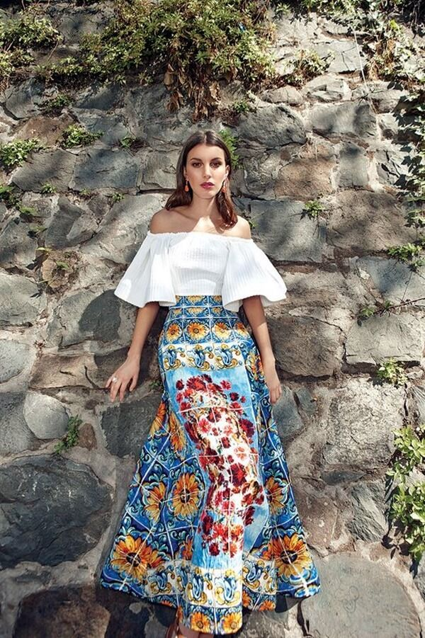 Fashionthestyle Latest Fashion Tips And Outfit Ideas 39 Pretty Mexican Women S Outfits