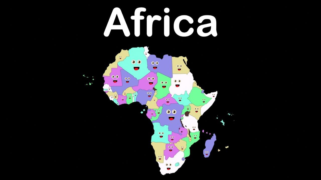 African Countries and Capitals Song/African Countries and