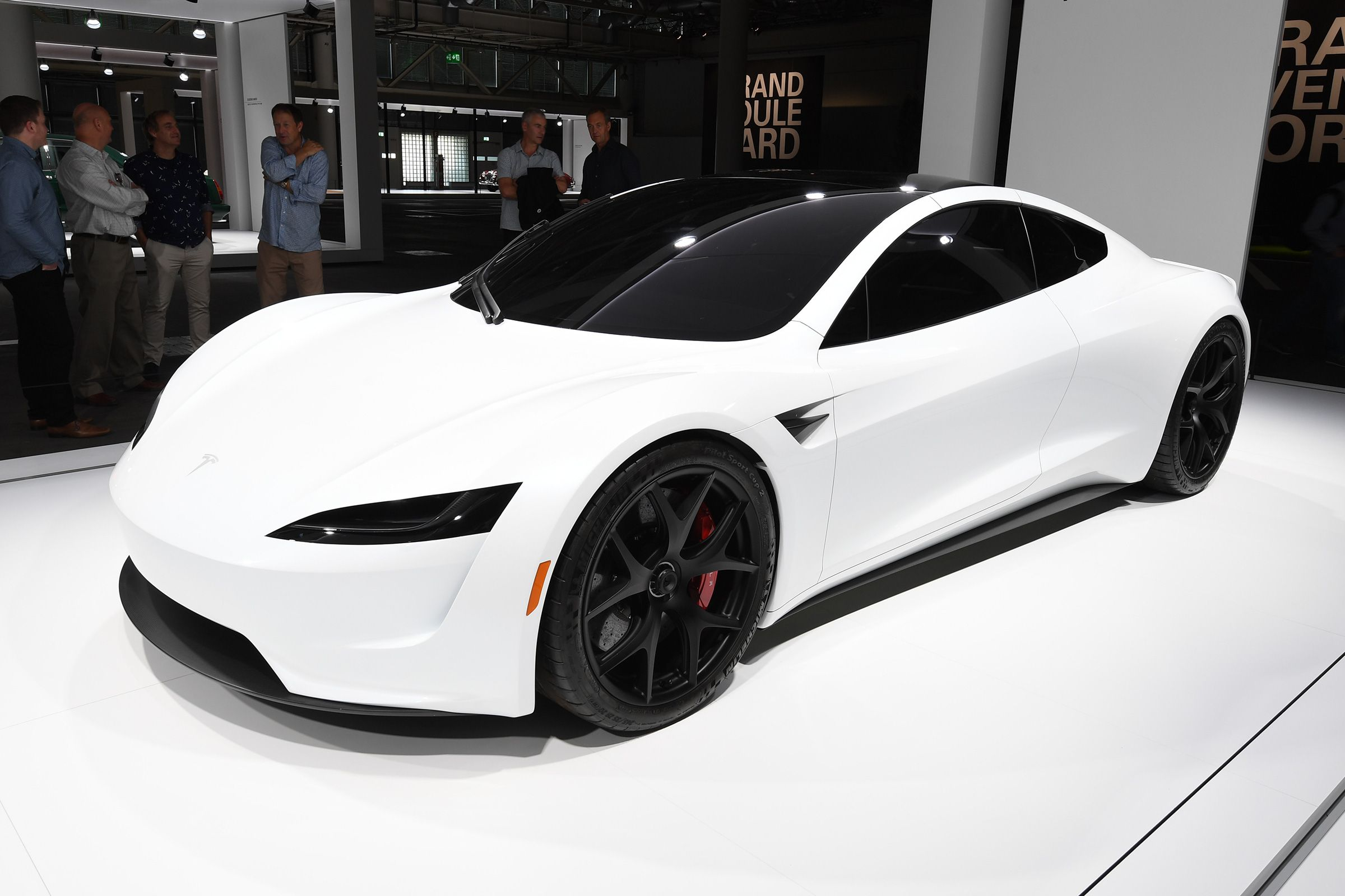 Next-generation Tesla Roadster | Tesla roadster, Super ...