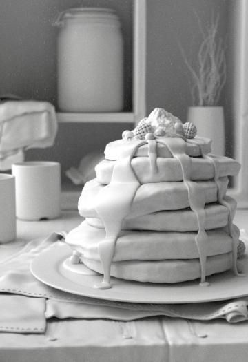 Morning Pancakes Blendernation Clay 3d Model Graphic Design Ads