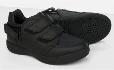 Hatchbacks Aspire Kids Shoe : Black