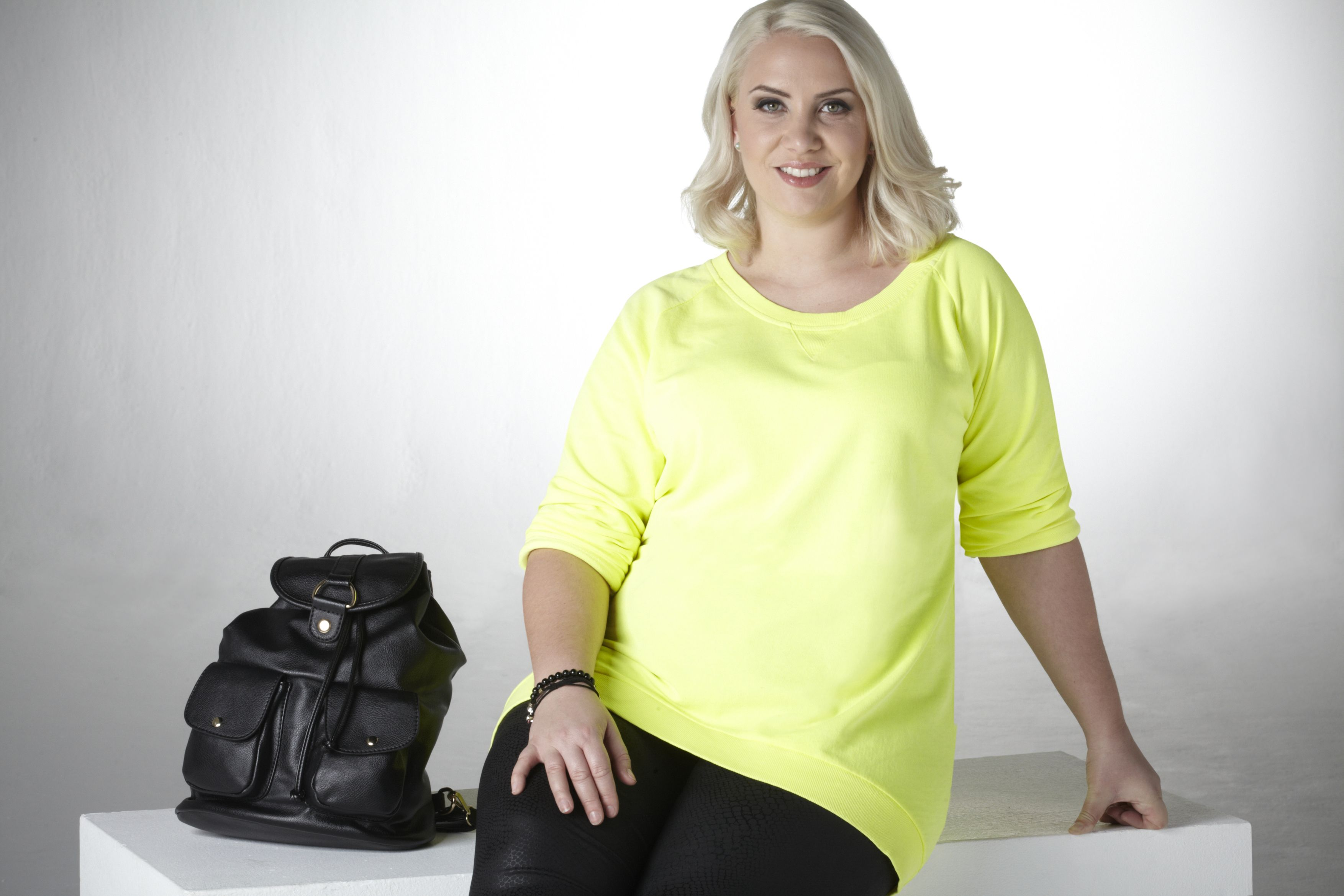 Looking fab in neon http://www.fashionworld.co.uk/shop/cut-out-shoulder-jumper/qy167/product/details/show.action?pdBoUid=7171 #ClaireRichardsFW