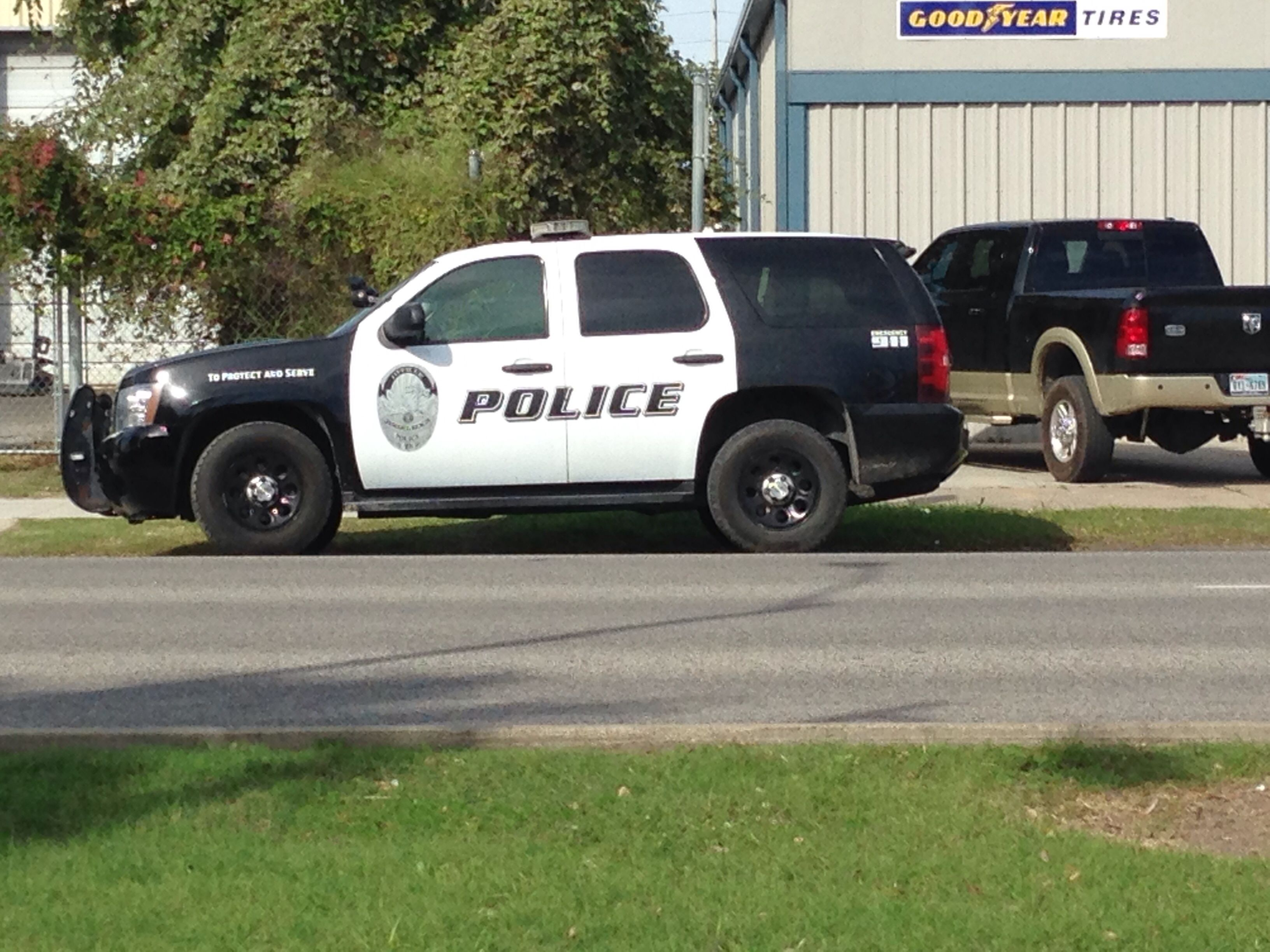 Jamaica Beach Police Department Chevy Tahoe Texas Police Chevy Tahoe Police Cars