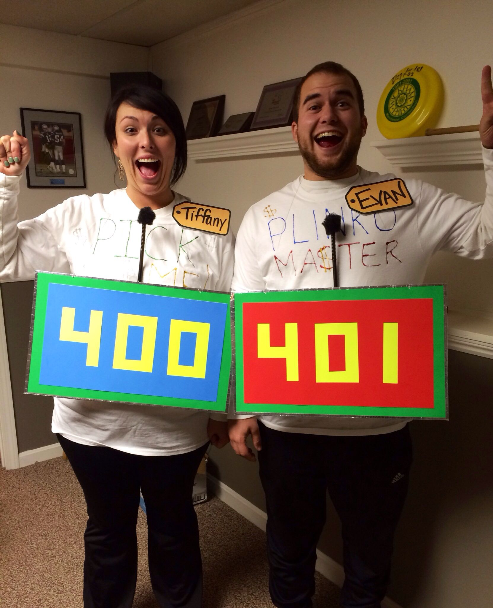 Halloween costumes Homemade costumes couple costume price is