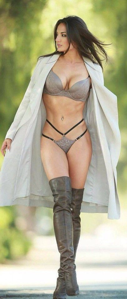 Sexy lingerie online boots