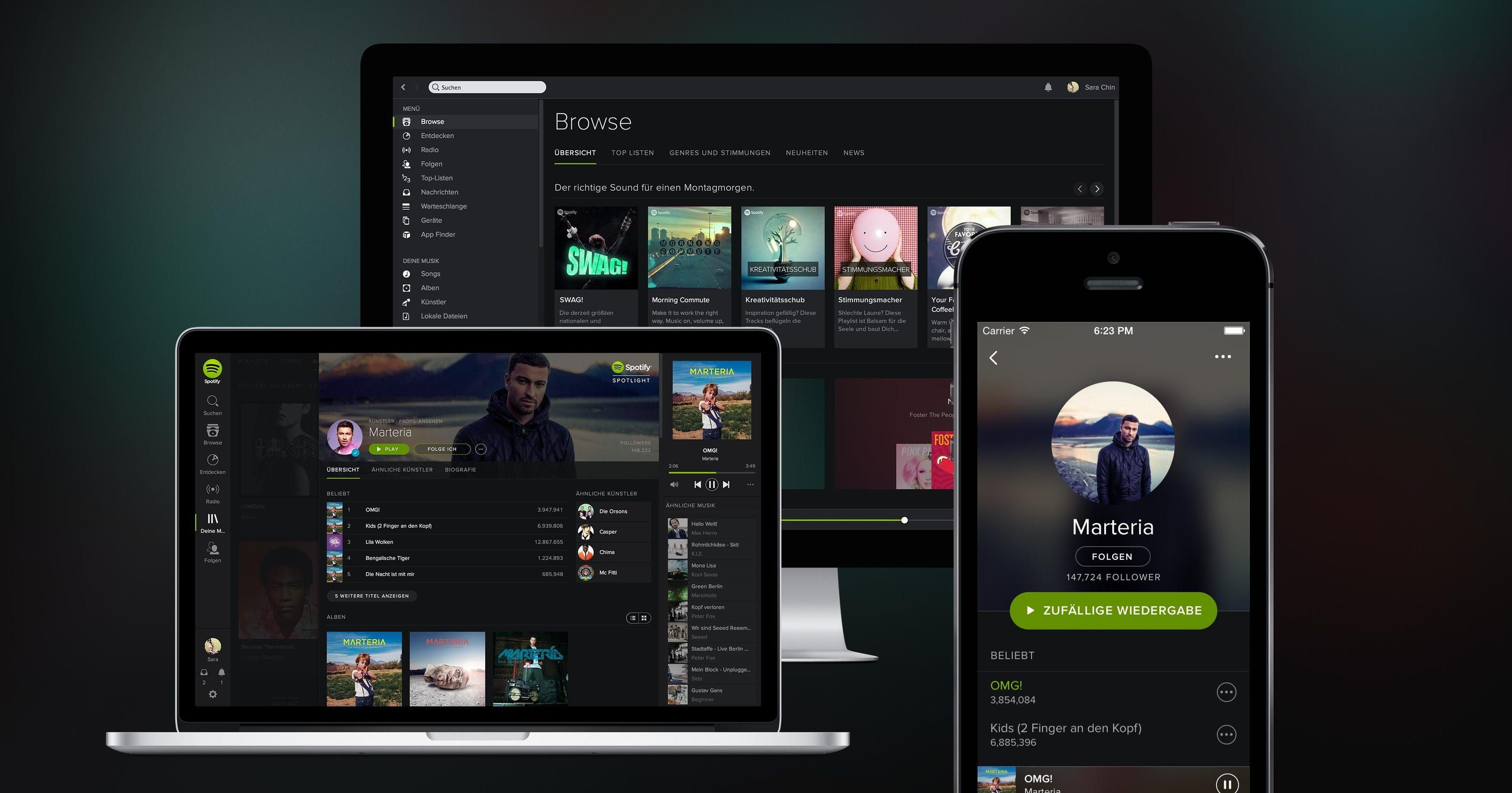You're probably not using Spotify right. Here's how to get