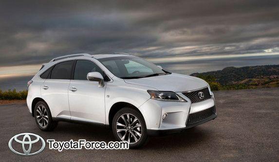 2015 Lexus Rx 350 Review And Price New Toyota Cars 2015 2016 Lexus Rx 350 Lexus Suv Lexus 350