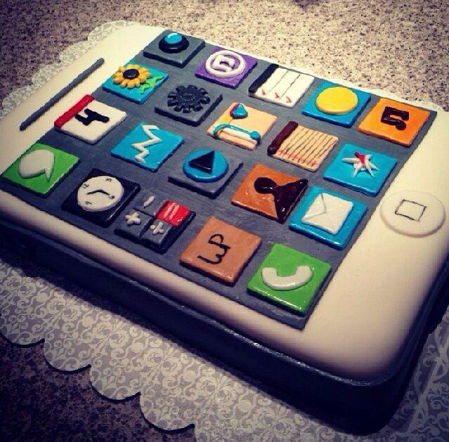 iPhone cake tortas Pinterest Iphone cake Cake and Eat cake