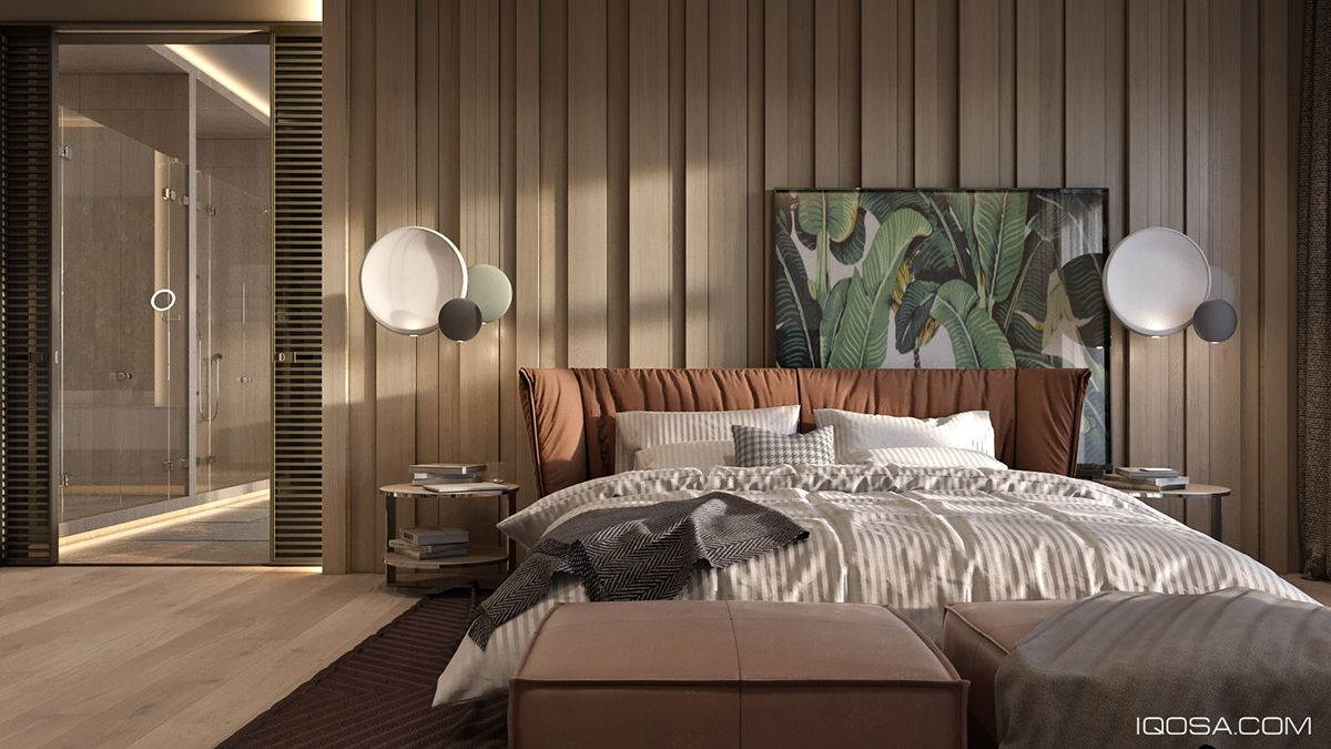 Sophisticated Home Decorating Ideas With A Smooth Natural Color Showing A Natural Theme Inside Modern Bedroom Colors Modern Bedroom Luxurious Bedrooms