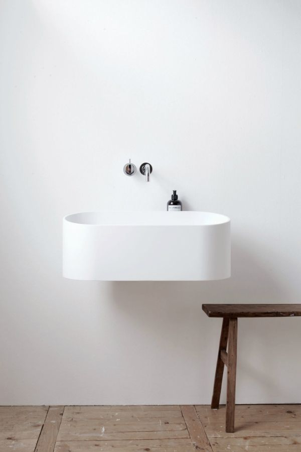 Minimalistisches Bad Minimalism, Bath and Small places