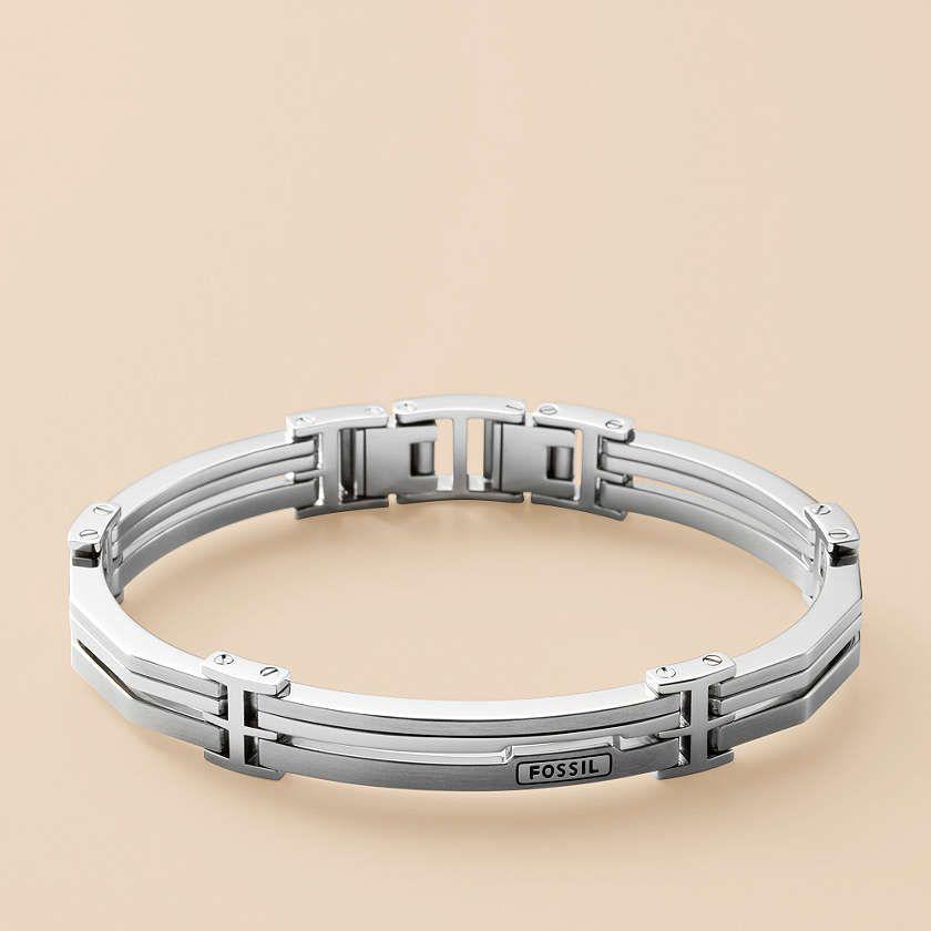 en soldes 3c3ae 8ec49 FOSSIL® Jewellery Bracelets:Men Mens Bracelet JF84883 ...